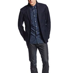 12760deef0bc7 G-Star Suits & Blazers | G Star G Raw Omega Denim Blazer Nwt 52 ...